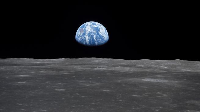 仰望 从地球到月球的21890天