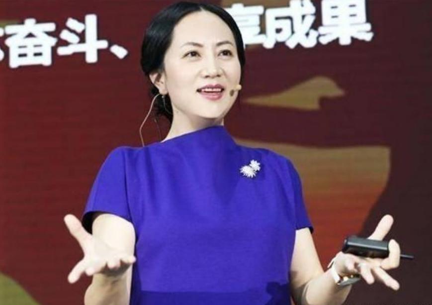 外交部:孟晚舟是中国公民