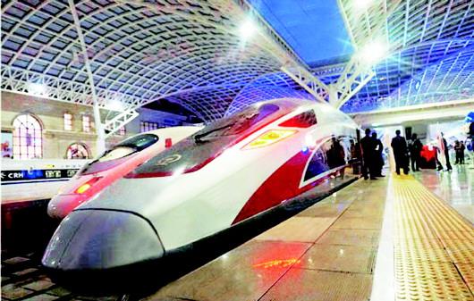 首发:济青高铁年底开通 将安排45对动车组