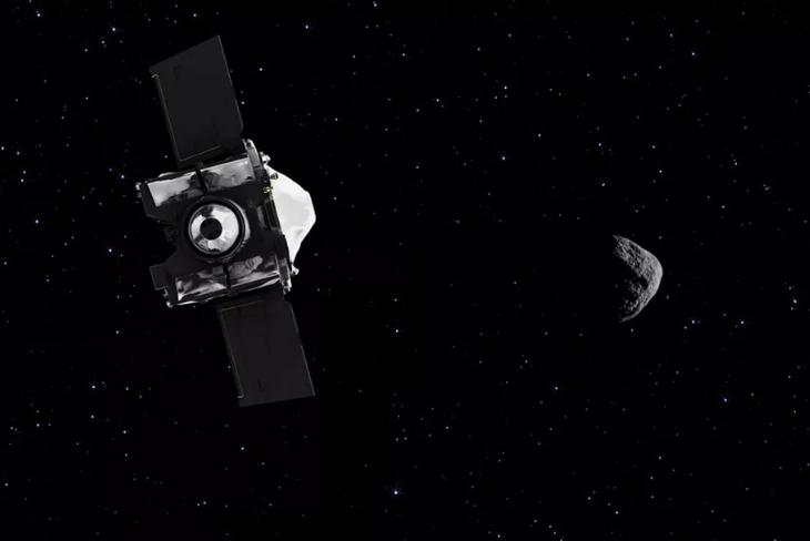 飞行两年后,NASA深空探测器终抵达目
