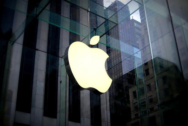 破万亿美元后 苹果市值首次跌破8000亿美元