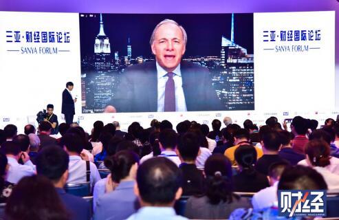 王波明对话Ray Dalio:美国经济相当脆弱
