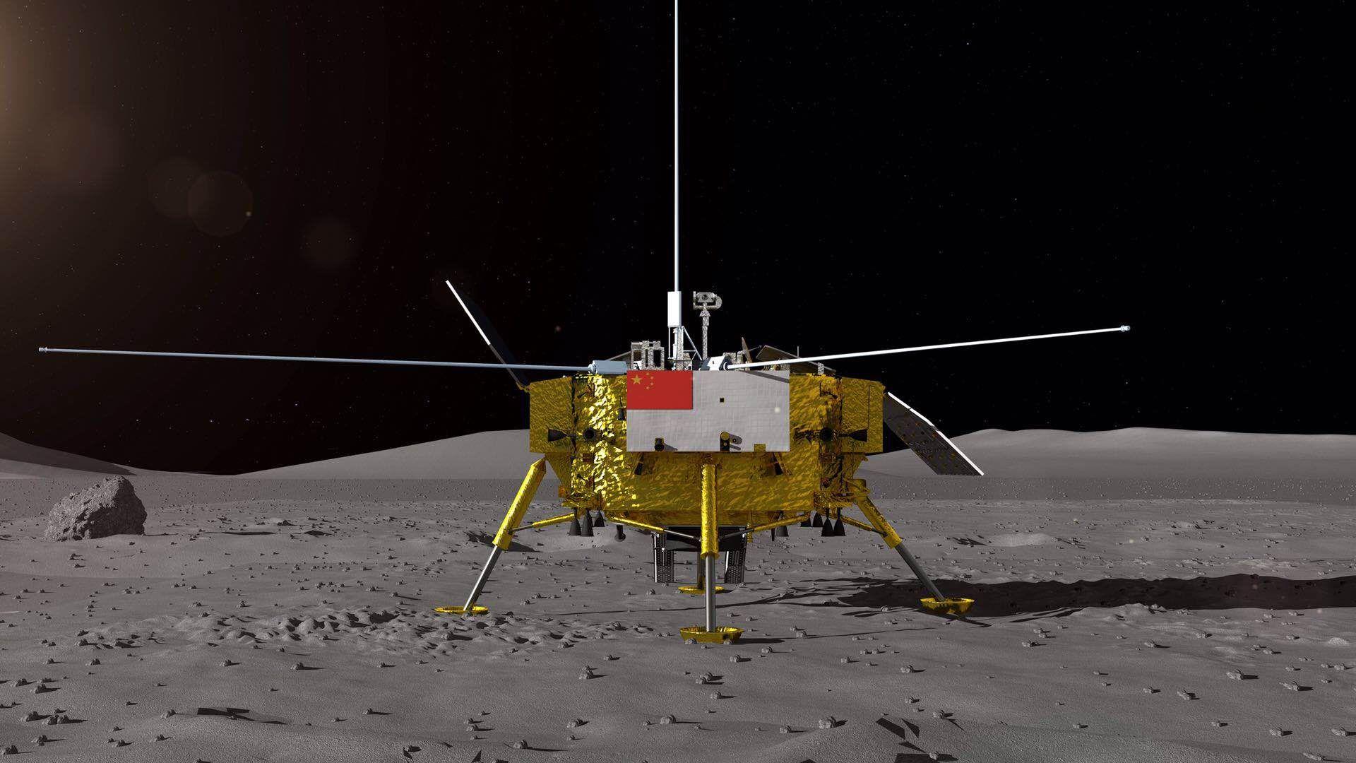 """嫦娥四号奔向""""月之暗面""""4大关键问题都在这了"""