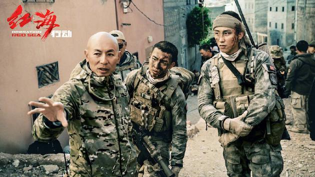 林超贤《红海行动》获华表奖最佳导演奖