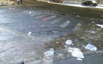 市政工程管理处|驻马店街头臭水流一地没人管 市政工程管理处回应