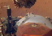 登陆不到两周,InSight探测器意外捕捉到火星的