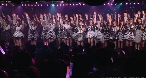 壮观!AKB48全员出动贺成军13年