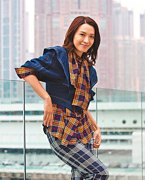 陈炜离婚进TVB从配角做起 6年后