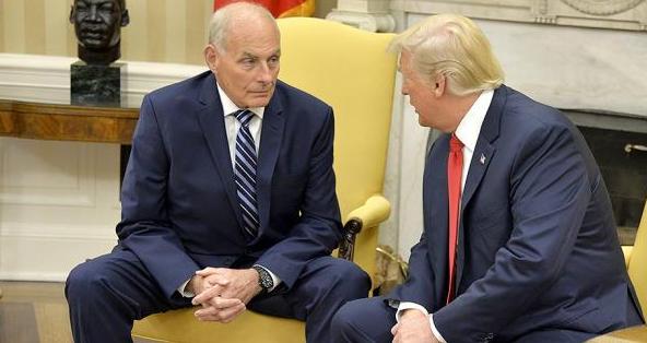 特朗普:白宫办公厅主