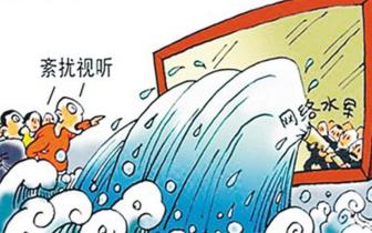 """公安机关重拳打击""""网络水军"""" 关闭""""大V""""号千余个"""