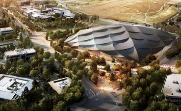 谷歌将在总部大规模开发,建8000套住宅