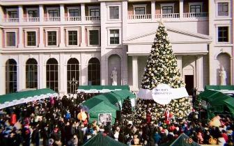 墨尔文中学圣诞集市强势升级!2000+人次挑战完成