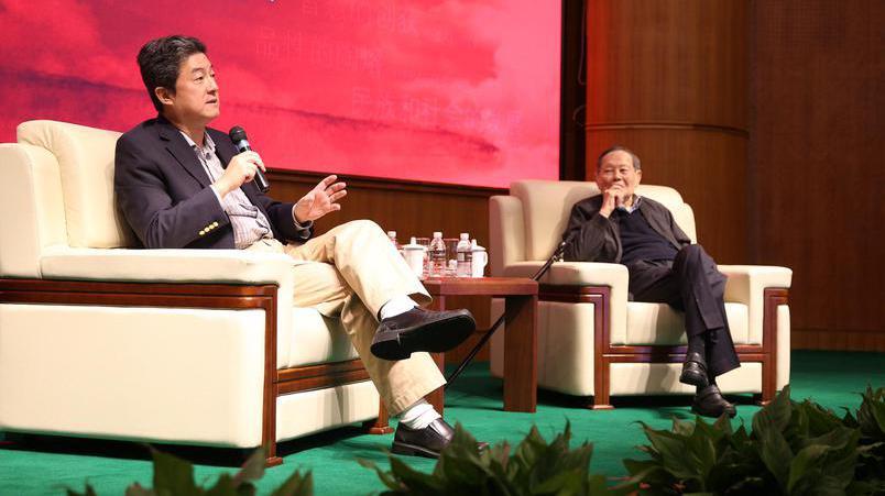 杨振宁发声:张首晟是第一流物理学家