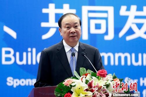 中宣部部长:对国际抹黑我人权状况言论要敢于亮剑