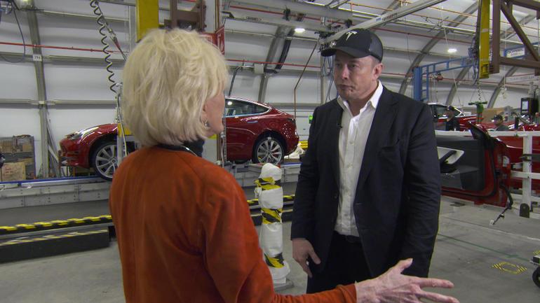 马斯克:若有人造出更好的电动汽车,特斯拉情愿破产
