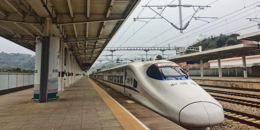 沈阳至连云港、朝阳等地将首开高铁列车