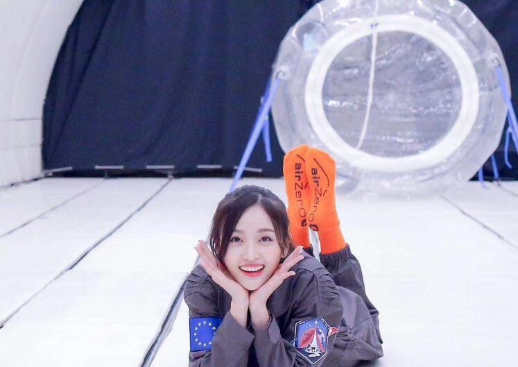 《挑战吧!太空》吴宣仪:成为自己的英雄