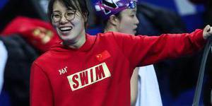 傅园慧领衔备战杭州短池游泳世锦赛