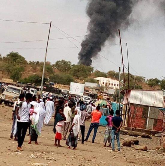 苏丹直升机坠毁 7名政府官员遇难