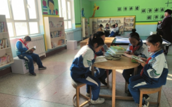大同向新疆奇台农场小学捐赠图书4000余册