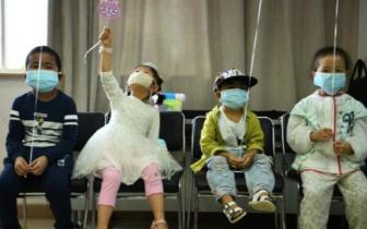 中国红基会资助白血病患儿3.2万余人