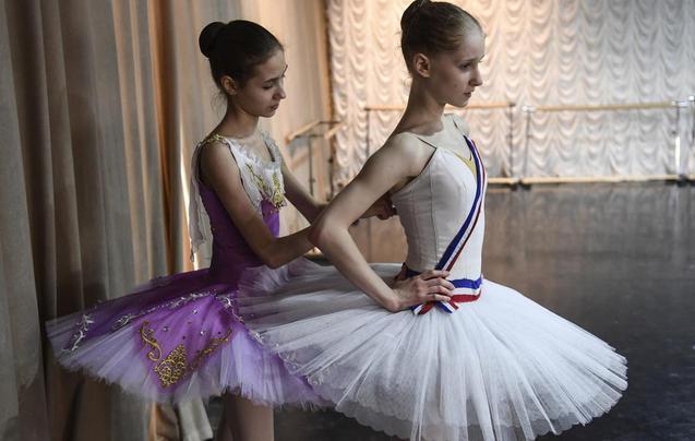 挑战完美:幕后记录俄罗斯芭蕾学校生活