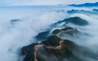 金华有座小泰山!最美云海、奇峰、天池……