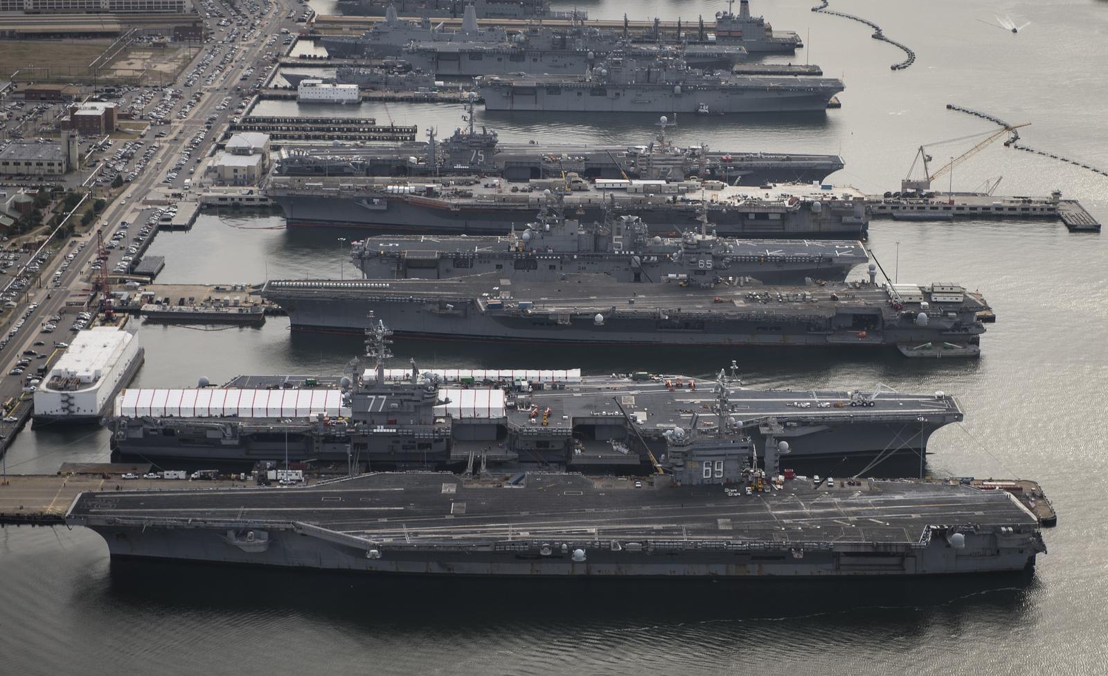 外媒:美国2017军火销售额超全球5成 中国数据不明