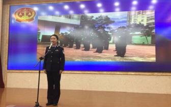 全省女检察干警演讲比赛 孝感选手获得一等奖