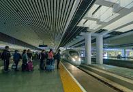 全国最繁忙的高铁站