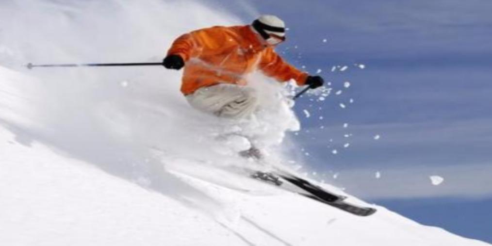 冰雪运动成为大同市民冬季运动热门