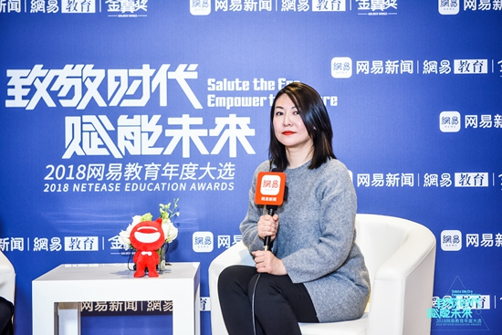 嘉华世达张利敏:我们是具有深厚文化底蕴的机构