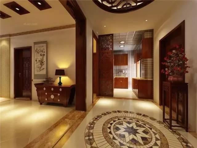 字画和红木家具最配!中式家装挂字画有哪些讲究?