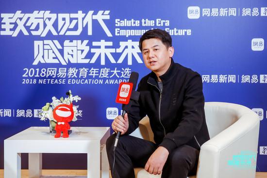 广东明世教育集团潘国强:未来加速资本化促进产品服务升级
