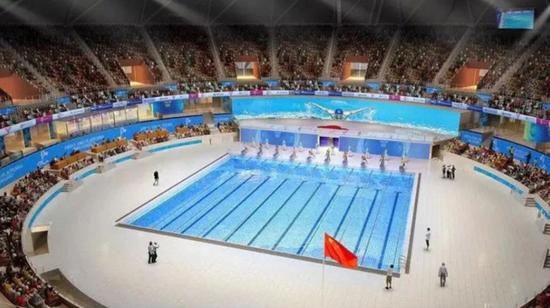 世界游泳看杭州