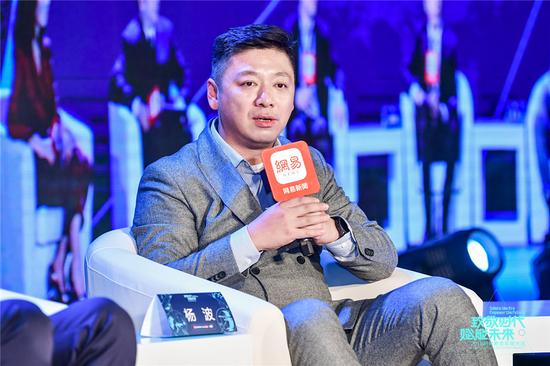 4侨外出国副总裁兼海外教育规划院院长  杨波