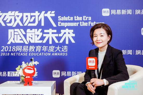 龙门尚学韩菲:以客户价值为导向不断自我升级是我们的优势