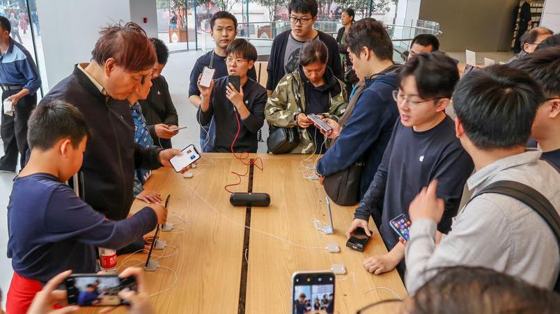 外媒看iPhone禁售:针对iOS11 影响不大