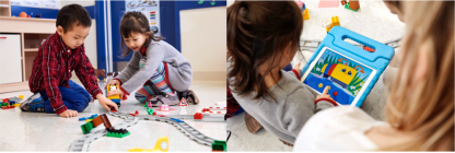 专为学前儿童设计的编程教育解决方案--编程启蒙小火车
