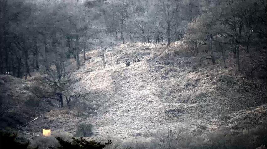 时隔65年!朝韩12日互访彼此哨所并验证拆除情况