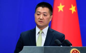 美国制裁3名朝鲜高官 外交部:望有关方能着眼大局