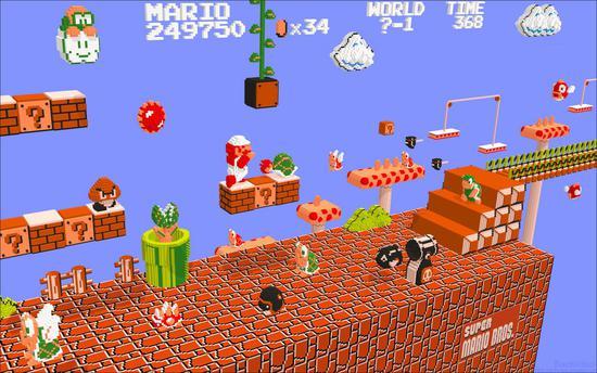 因为这款游戏的存在:任何人都可以实现游戏开发的梦想