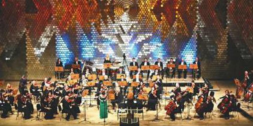 好消息!国际级交响乐团来南充 陪伴市民迎新年