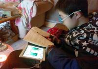 乐山一初二学生患重疾休学 学校为他开直播课堂