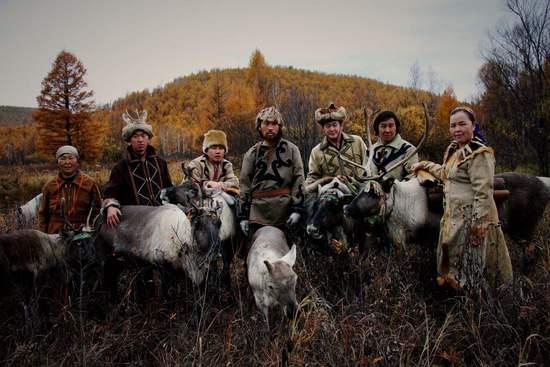 中国最后的狩猎民族——敖鲁古雅使鹿部落