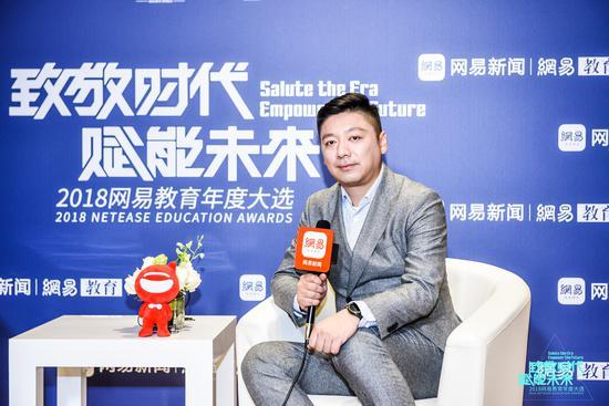 侨外出国杨波:引领行业趋势 做最好的留学后服务
