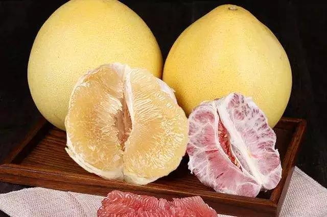 红心柚与白心柚有什么区别?能回答上来的请举手