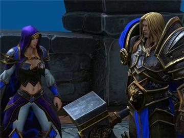 《魔兽争霸III:重制版》亮相黄金联赛 精美制作引选手好评
