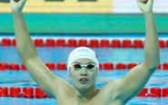一马当先!泳坛新男神汪顺喜提世游赛中国军团首金