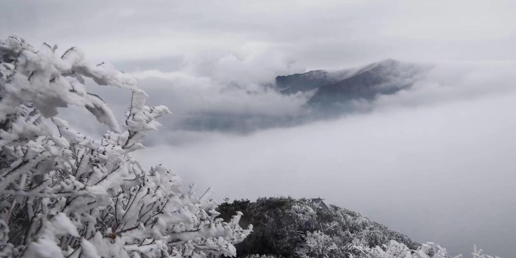 粤北山区最低零下4度